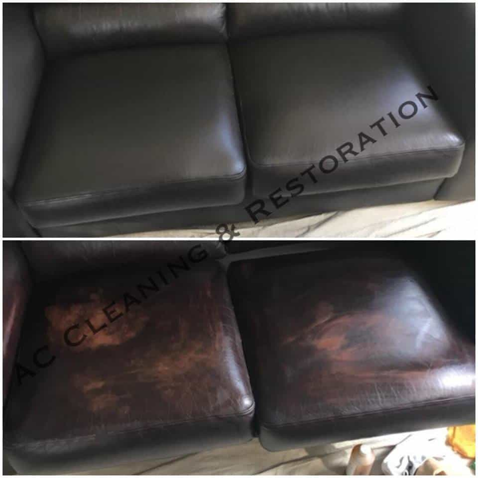 leather cleaning ac cleaning