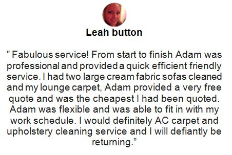review leah new